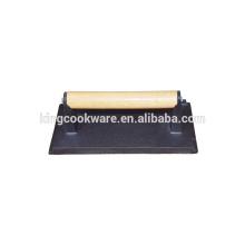 Professional supply cast iron tortilla press