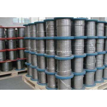 1x7 Stainless Steel Wire Rope