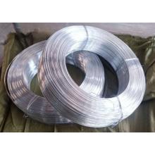 Alambre de aluminio cortado