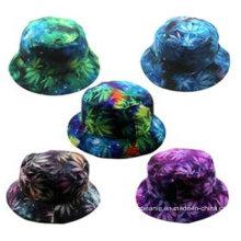 Best vendido barato personalizado impresso Bucket Hat