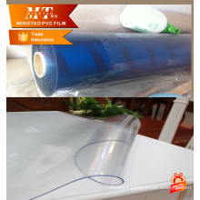 PRINTED PVC CLEAR SHEETING
