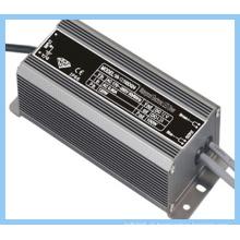 100W impermeável LED fonte de alimentação / entrada 120V saída 12V