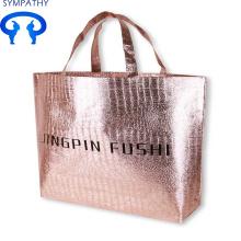 Özelleştirilmiş konfeksiyon çanta alışveriş çantası logo yapmak için özelleştirilebilir