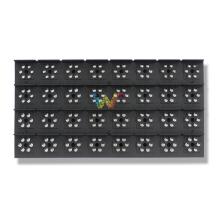 p33.33 módulo de visualización del panel de señalización LED de tráfico