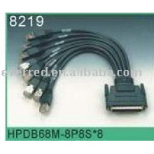 SCSI68 TO RJ45 CABLE