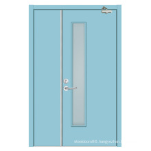 Ce Fire-Proof Steel Door for Poland (HD001)