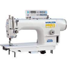 WD-9000-DA movimentação direta do Lockstitch máquina com ajustador automático