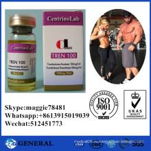 Обеспечить Чистый Lean Muscle Tissue Инъекционный цикл резания Trenbolone Acetate