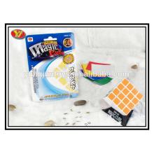 YongJun 4x4 Логические головоломки Magic Square Cube Speed Twisty Puzzle Игрушка Черный