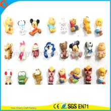 Hot Selling Clear Empty Toy Vending Machine Cápsulas de plástico
