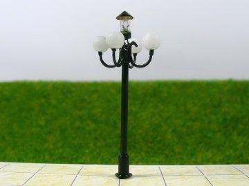 T51 6v 5cm Ho Luminous Street 3d Model Lamppost For Train Layout