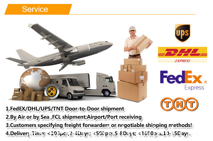 International DHL Shipping Of Led Shoe Box Street Light