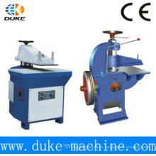 China Ruian manual de material de plástico de material de la camiseta de corte de sacos de la máquina de perforación