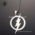 Wholesale silver plating dog tags Necklace Gifts For Girlfriend or Boyfriend