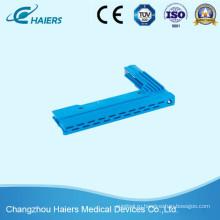 Перезагрузка одноразовых картриджей для автоматического линейного степлера