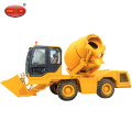 FM2.5 Self Loading Transit Concrete Mixer Machine Price