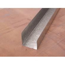 Custom Made Galvanised Steel U Channel