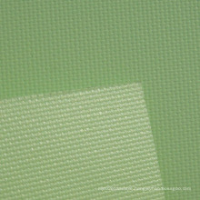 PVC Coated Fiberglass Window Sunscreen Roller Blind Blackout Fabric Green Color