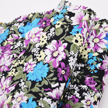 100% Cotton Plain Printed Fabric