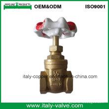 OEM&ODM 200wog Brass Gate Valve (AV4059)
