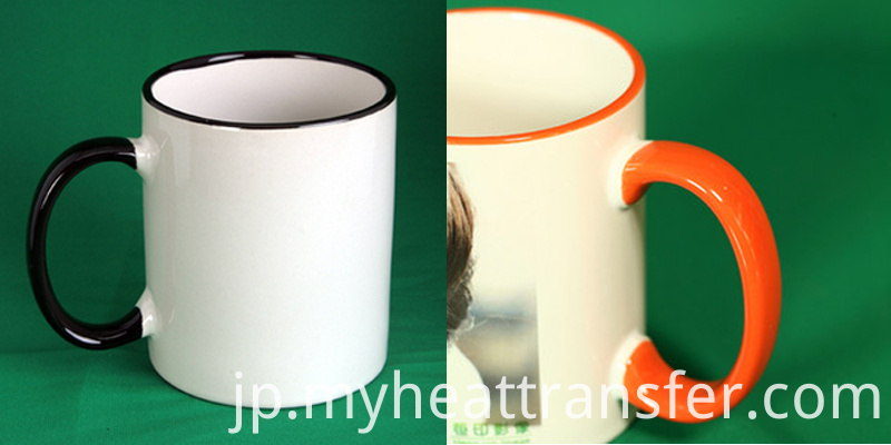 340ml Ceramic mugs