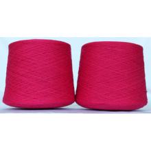 Tissu de tapis / textile tricotant la laine de Yak de crochet / laine blanche naturelle de laine de moutons du Tibet
