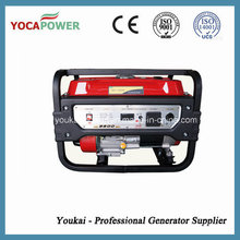 3kw Electric Start Portable Gasoline Generator