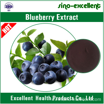 100% natural extracgt Blueberry Polyphenol