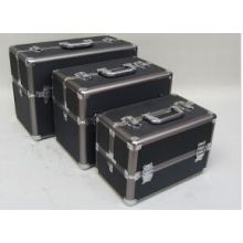 Double Open Profession Aluminium Kosmetik Fall Make-up Fall Beauty Case (KeLi-Tray-11)