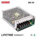 Driver do diodo emissor de luz do anúncio de Ms-50 SMPS 50W 12V 4A