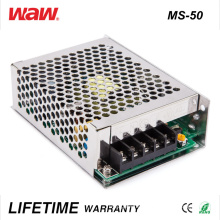 Ms-50 SMPS 50W 12V 4A Pilote LED Ad / DC