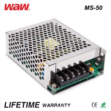 Мс-50 ИИП 50Вт 12В 4А объявление/постоянного тока светодиодный драйвер