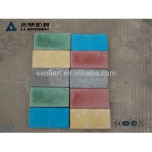 Máquina de ladrilhos de pavimentação QFT10-15 à venda