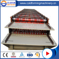 Double Decker Roofing Sheet Cold Roll Forming Machine