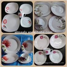 Фарфоровая посуда из керамики
