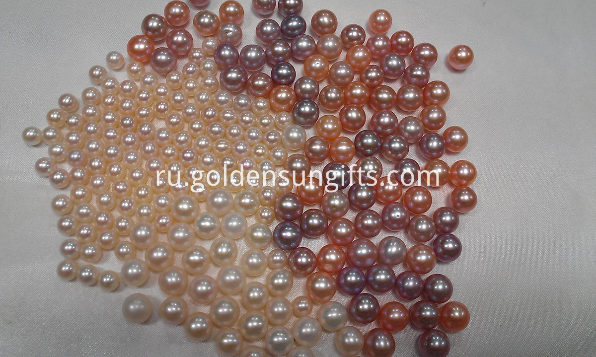 kinds of freshwater pearl beads