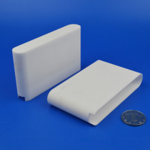 High Precision Ceramic Boat / Ceramic Slot