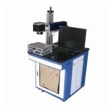 Fiber Laser Marker on Metal