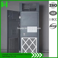 Hop 60KW dual cooling pad computer room/basestation precision air conditioner for telecom shelter