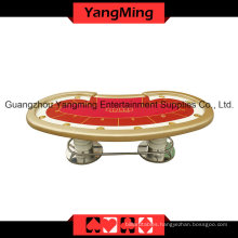 Bean Value Economical Model Texas Poker Casino Table (YM-TB014)