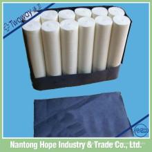 Atadura de gaze embalada de papel branco curativo ferida