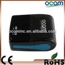 Interfaces usb / lan Impresoras de recibos portátiles RFID