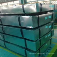 Prix compétitif 60g / 80g / 125g Zn Coating Galvanized Steel Coil