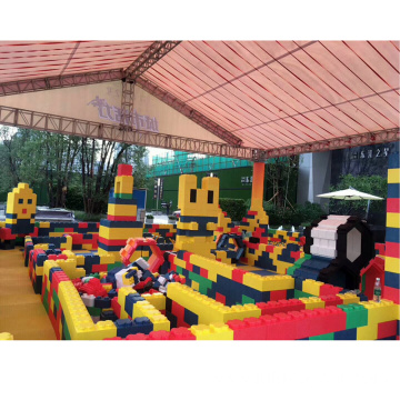 China for Education Foam Block LULU epp foam building block for shopping mall supply to Djibouti Suppliers