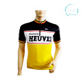 100% Polyester Man′s Cycling Jersey with Anti-Bacterial