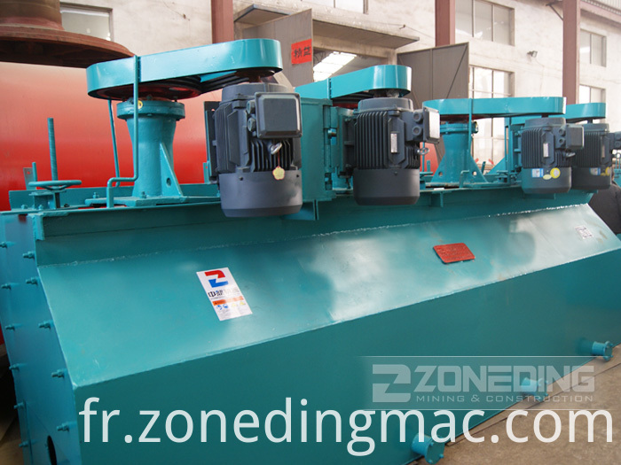 Gold Mining Flotation Machine