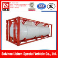 iso lng container tank