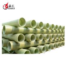 factory direct sale huge size molded fiberglass round tube