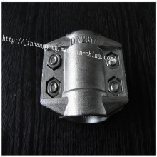 Stainless Steel Pipe Clamps Securely