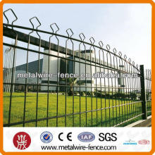 2014 hot sales garden steel arch fence